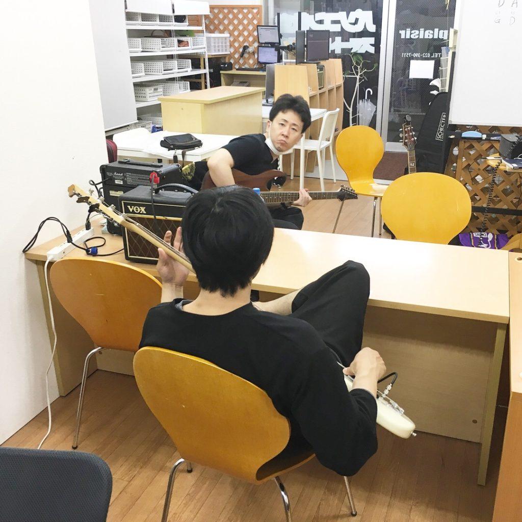 仙台初心者ギターサークル253回目