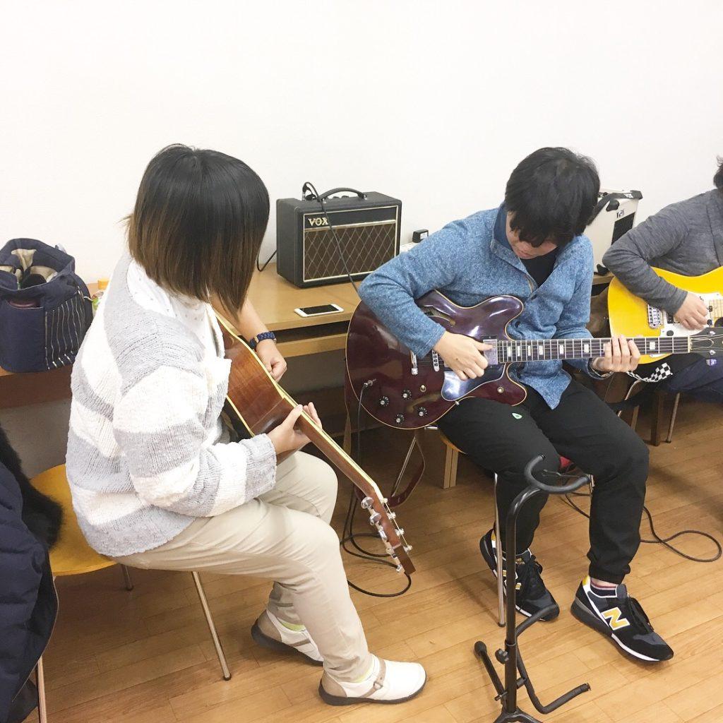 仙台初心者ギターサークル229回目