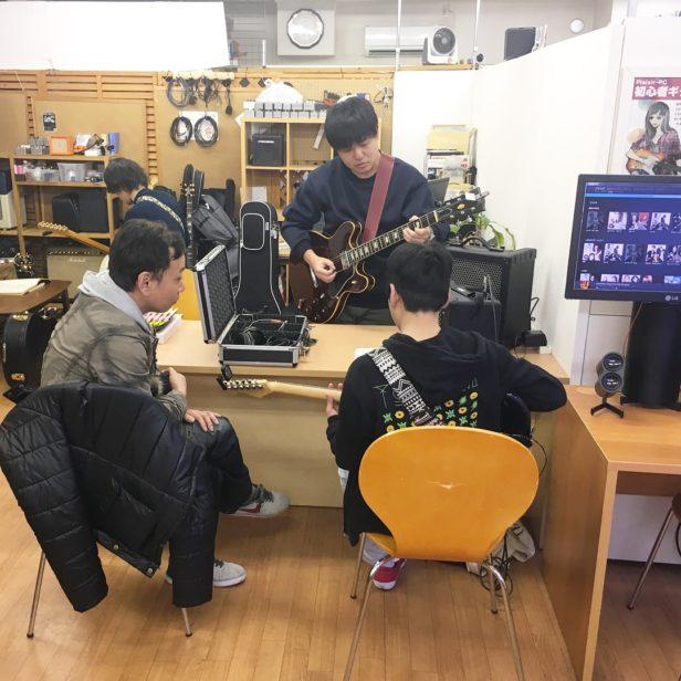 仙台初心者ギターサークル232回目