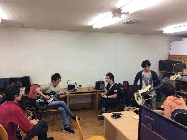 仙台初心者ギターサークル224回目