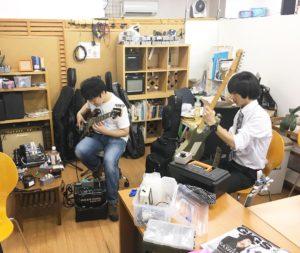 仙台初心者ギターサークル