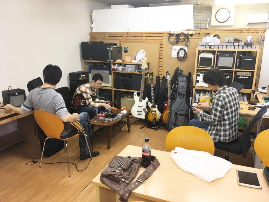 仙台初心者ギターサークル223回目