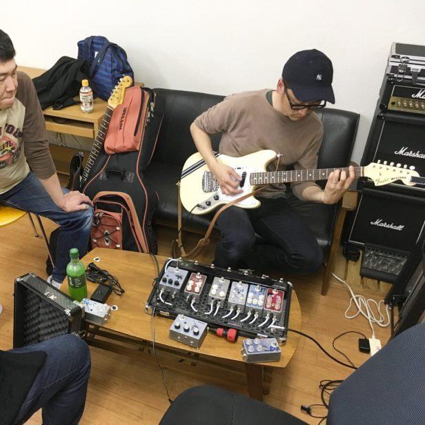仙台初心者ギターサークル246回目
