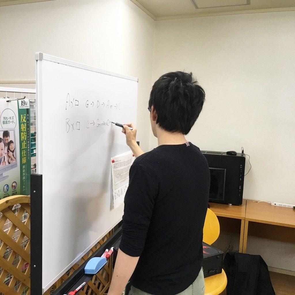 仙台初心者ギターサークル221回目