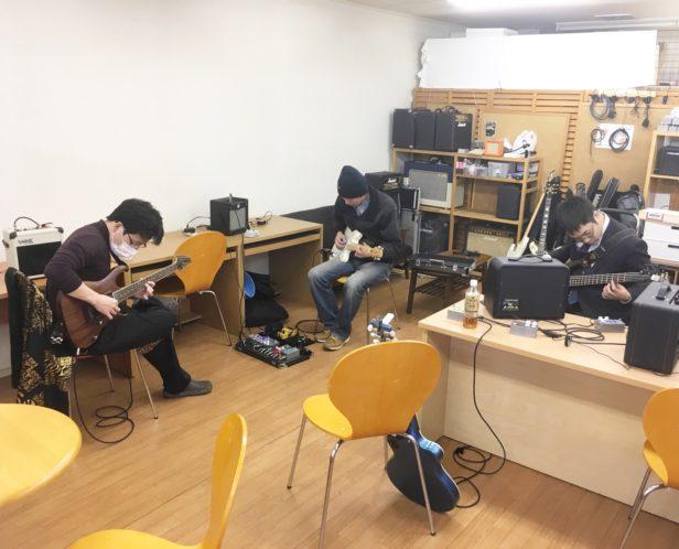 仙台初心者ギターサークル228回目