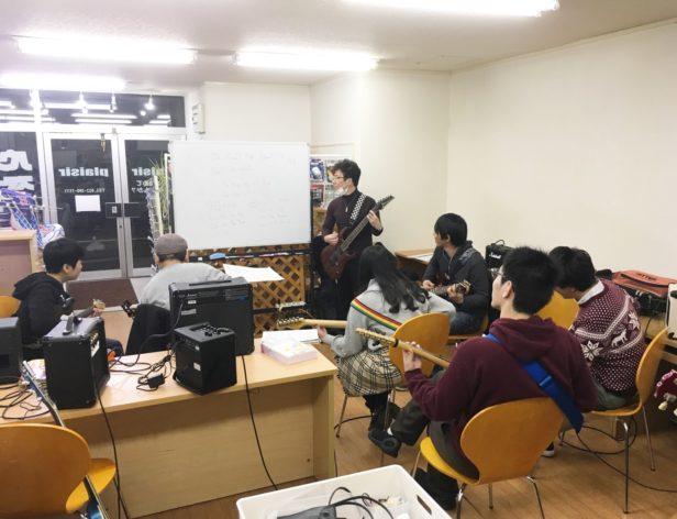 仙台初心者ギターサークル233回目