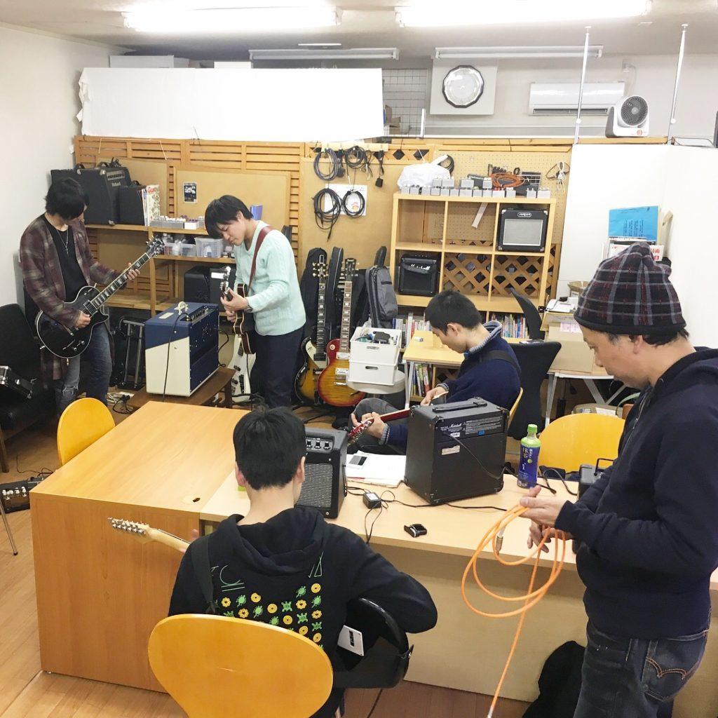 仙台初心者ギターサークル239回目