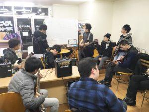 仙台初心者ギターサークル235回目