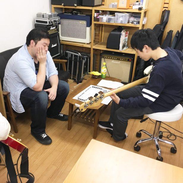 仙台初心者ギターサークル254回目