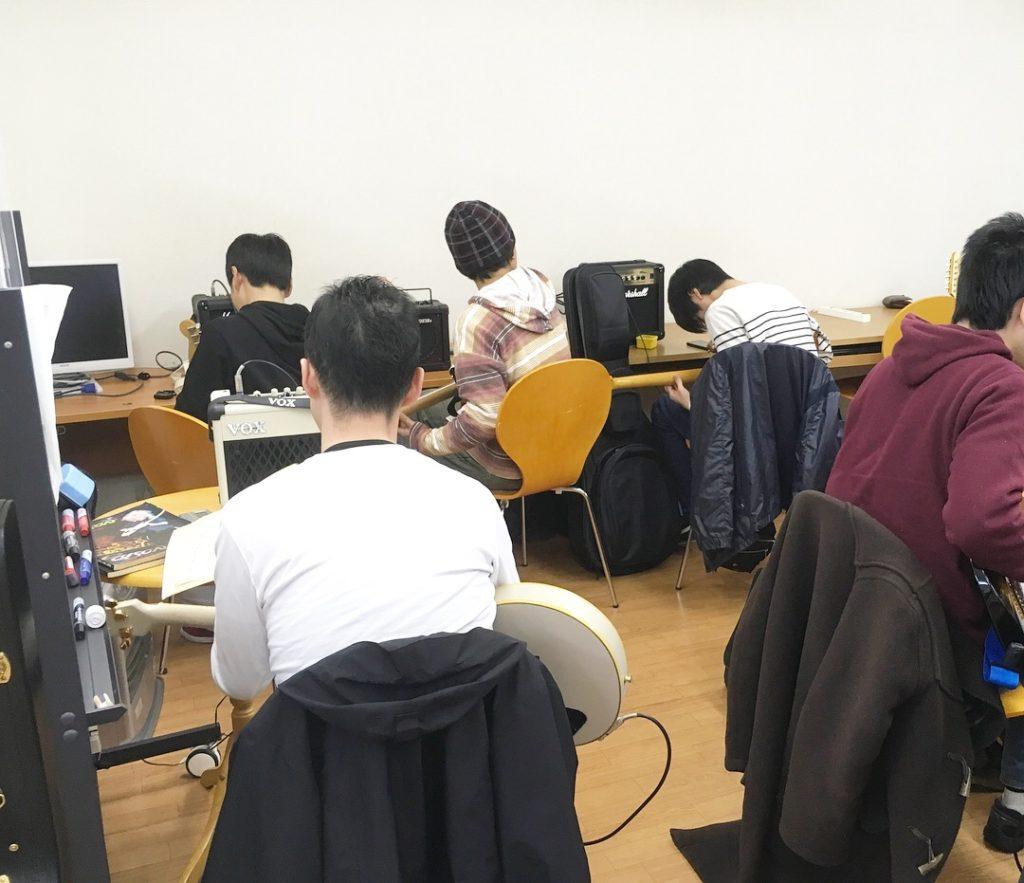 仙台初心者ギターサークル241回目