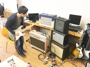 仙台初心者ギターサークル試奏会