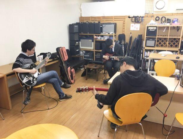 仙台初心者ギターサークル199回目