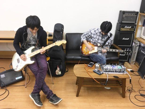 仙台初心者ギターサークル201回目