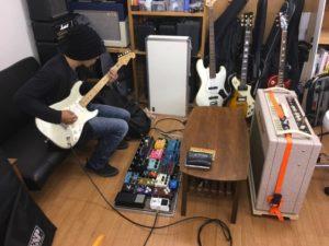 仙台初心者ギターサークル205回目
