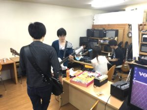 仙台初心者ギターサークル206回目