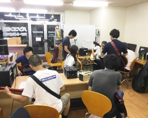 仙台初心者ギターサークル209回目