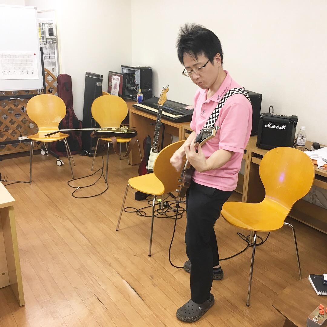 仙台初心者ギターサークル216回目