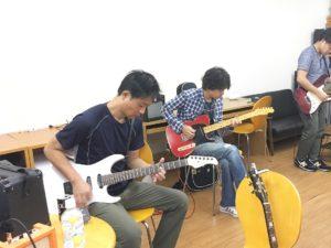 仙台初心者ギターサークル217回目