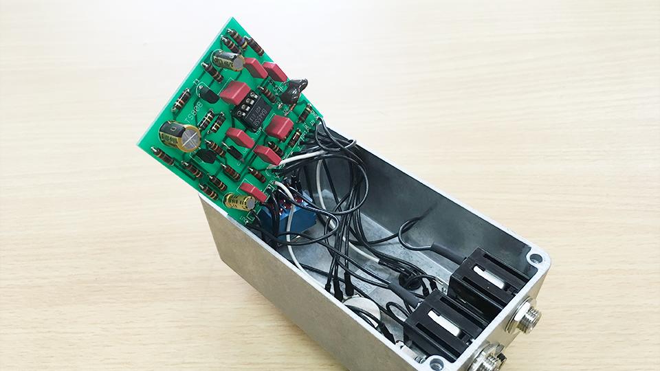 自作TS808
