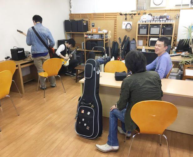 仙台初心者ギターサークル220回目