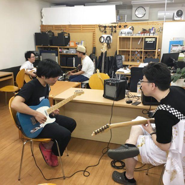 仙台初心者ギターサークル252回目