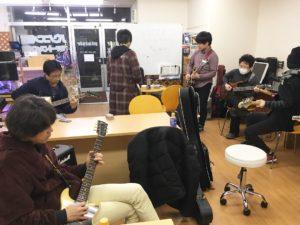 仙台初心者ギターサークル236回目