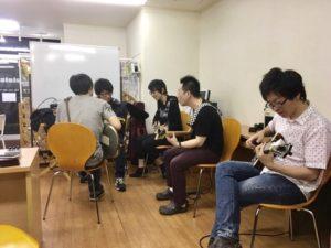 仙台初心者ギターサークル202回目