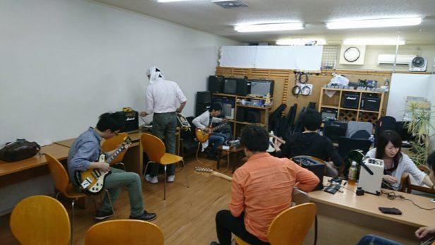 仙台初心者ギターサークル207回目
