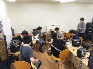 仙台初心者ギターサークル208回目