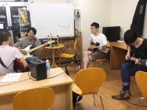 仙台初心者ギターサークル210回目