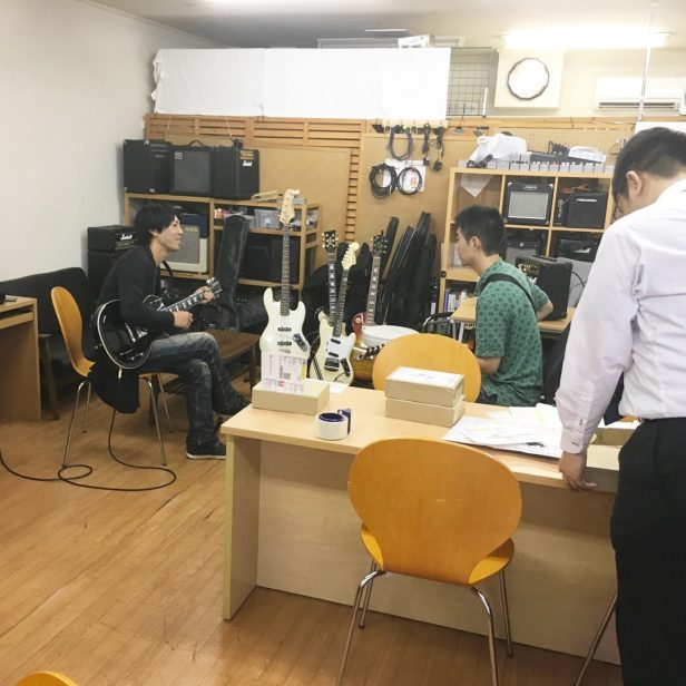 仙台初心者ギターサークル213回目